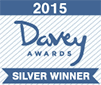 Davey Award. Silver Winner.